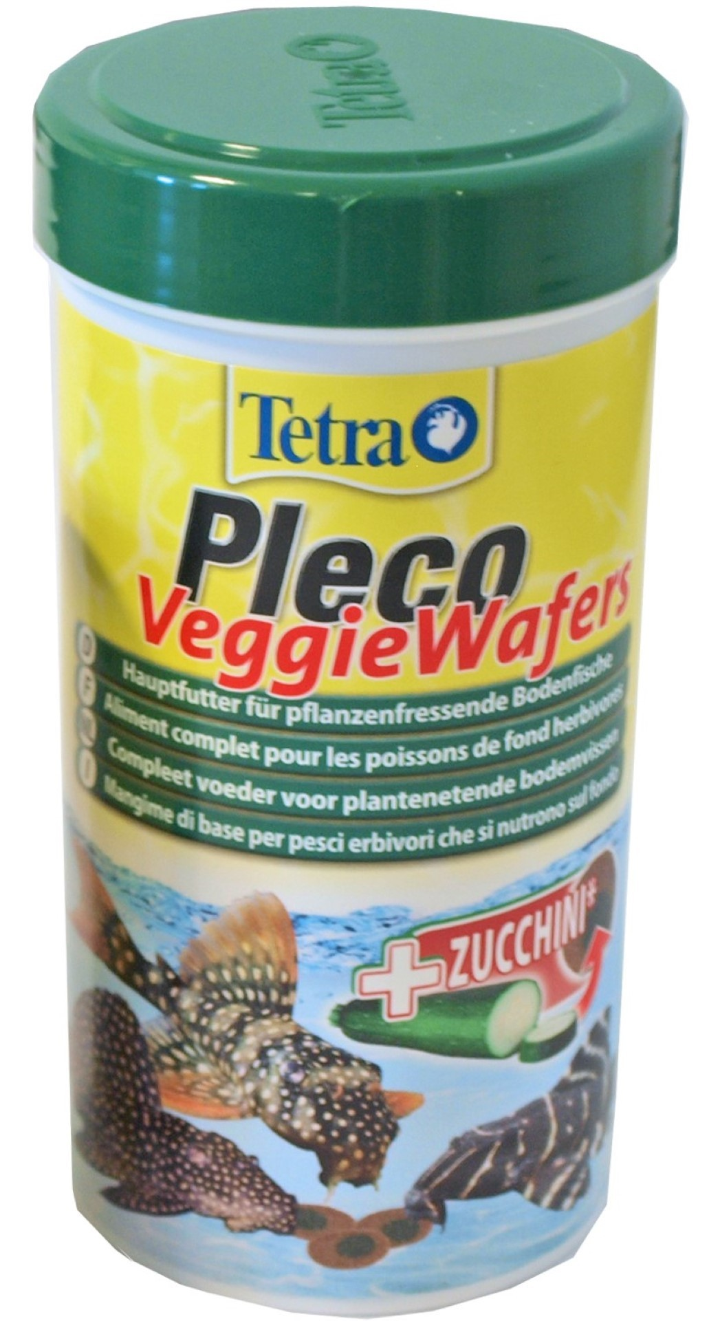 Tetra Pleco Veggie Wafers 250 ml