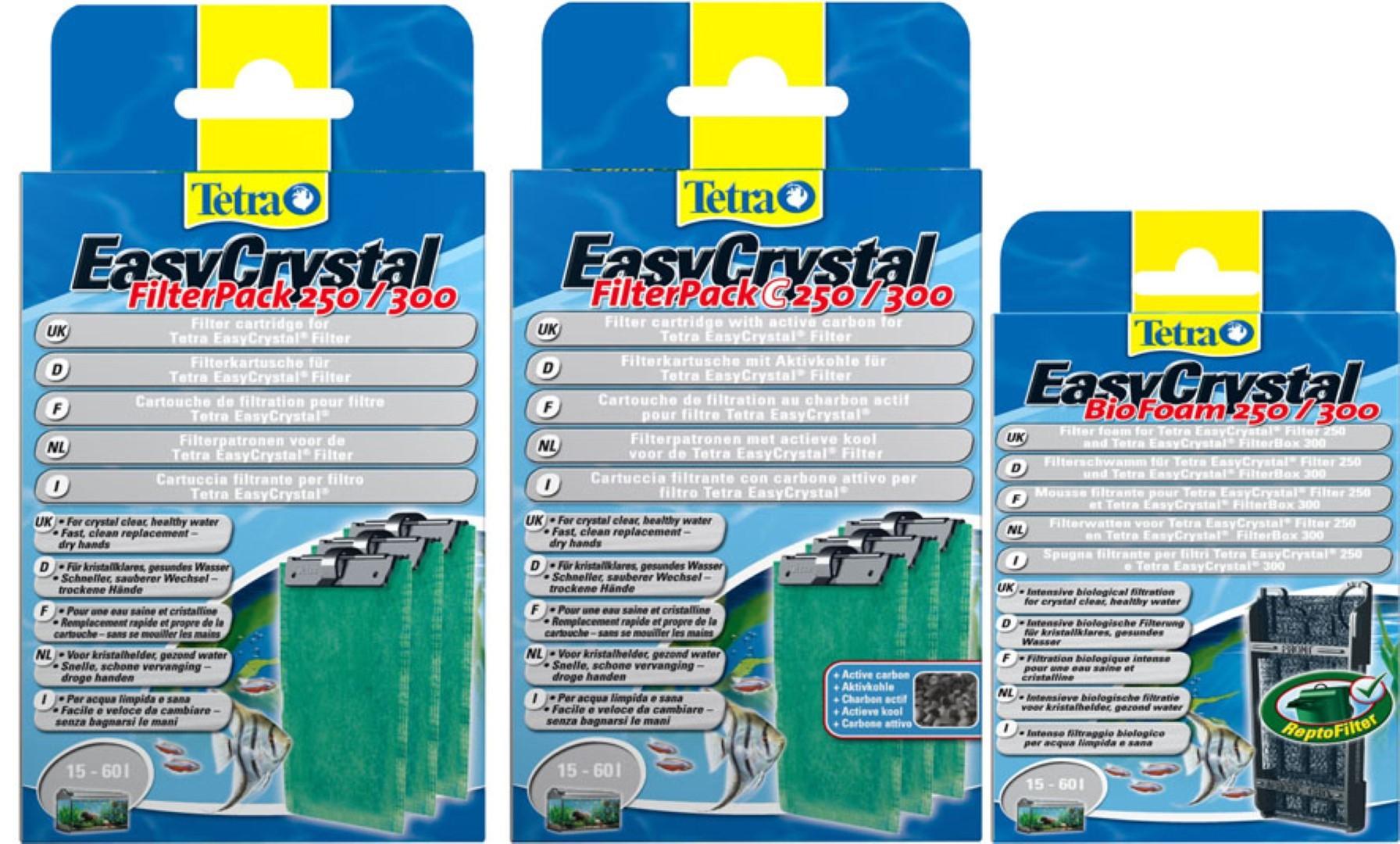 Tetra pak a 3 Easy Crystal filterpack 250/300
