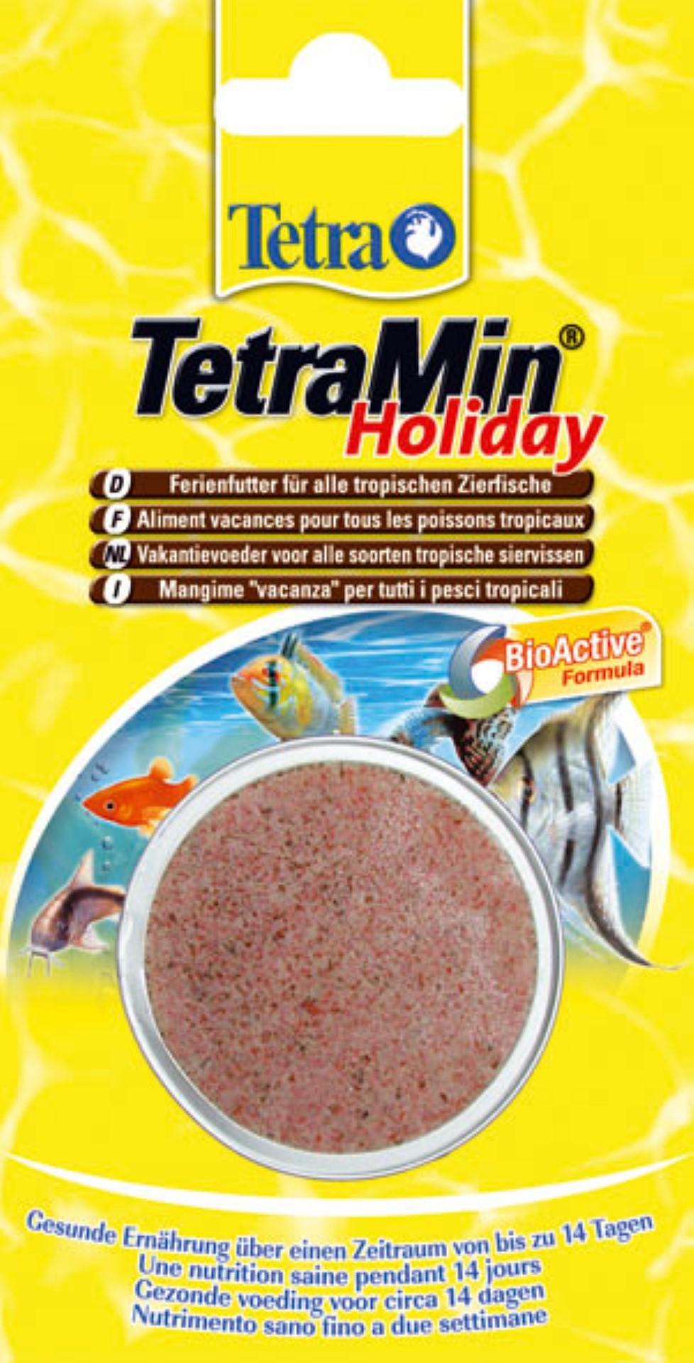 Tetra Min holiday voer 30 gram