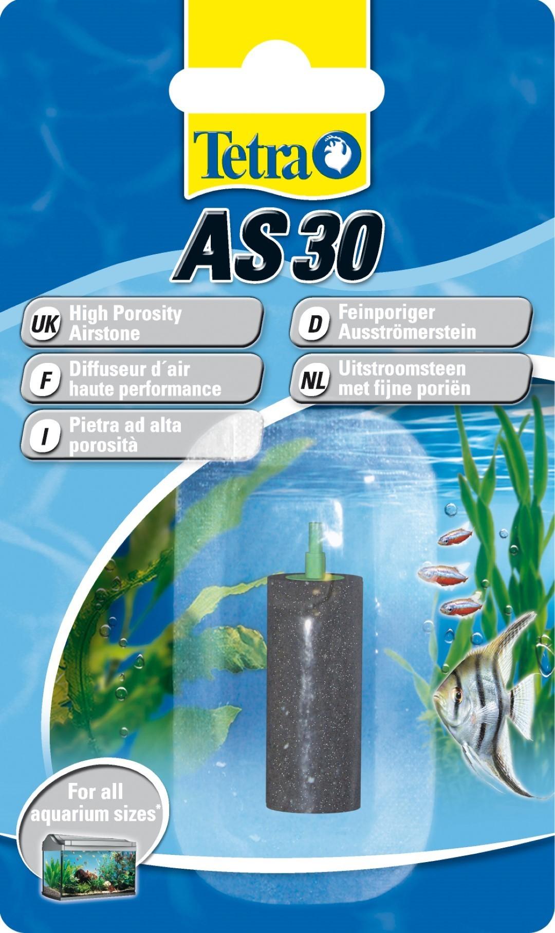 Tetra uitstroomsteen 3 cm AS 30