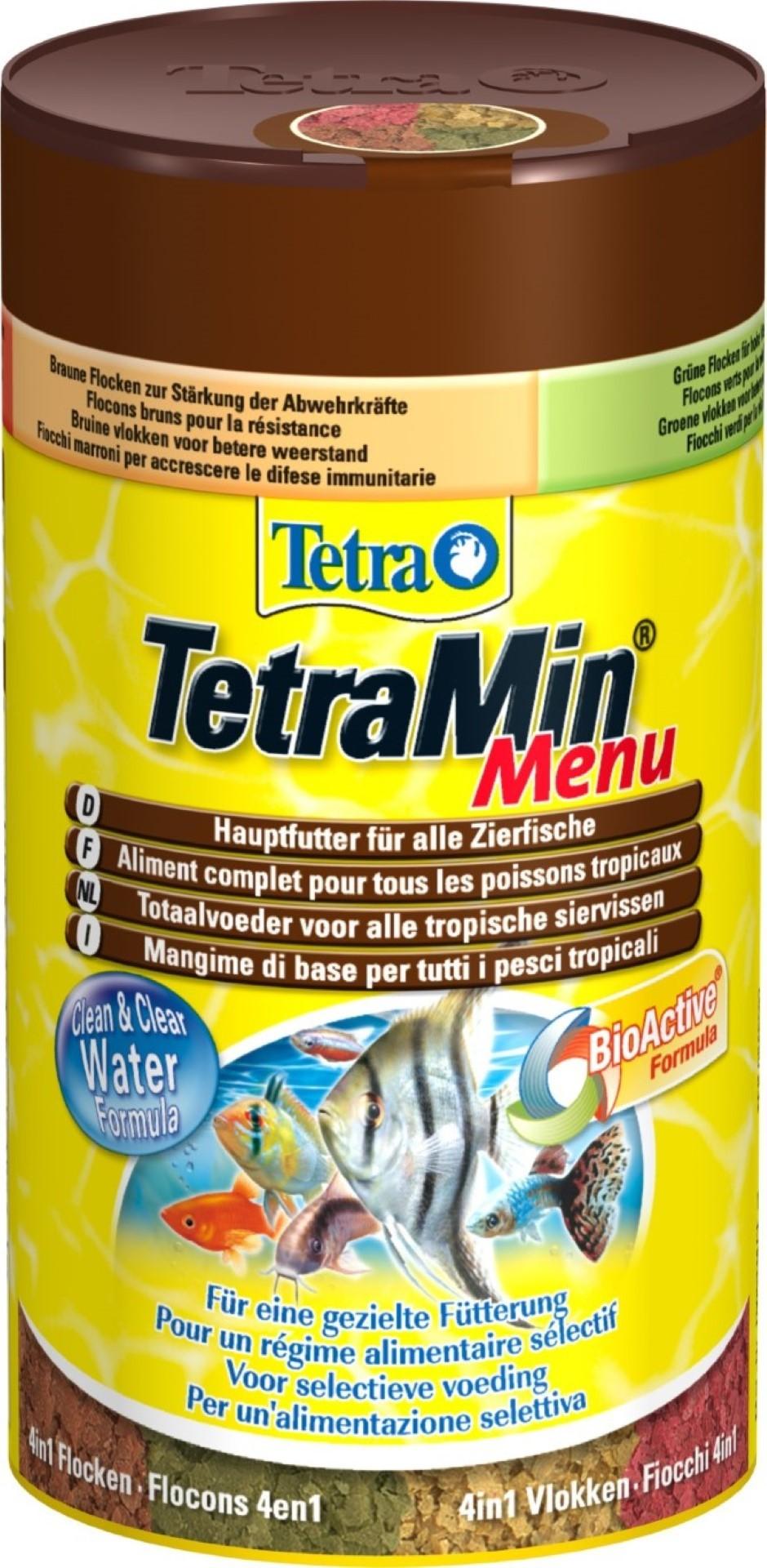Tetra Menu 4in1 250 ml