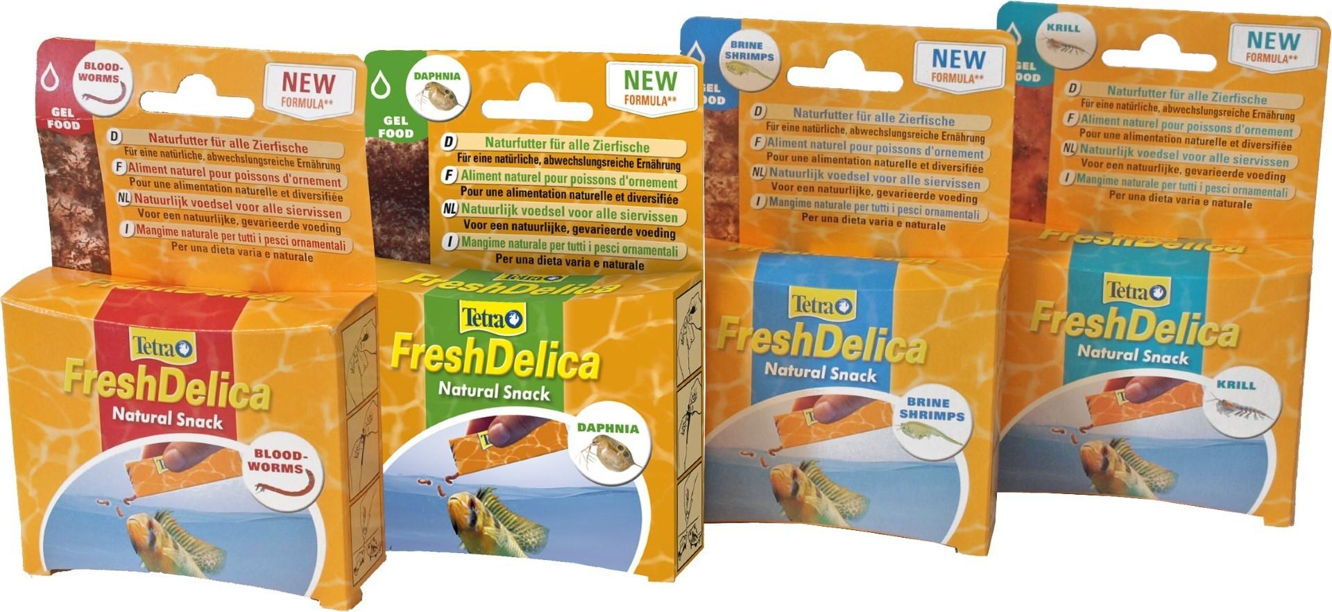 Tetra Fresh Delica bloodworms 48 gram