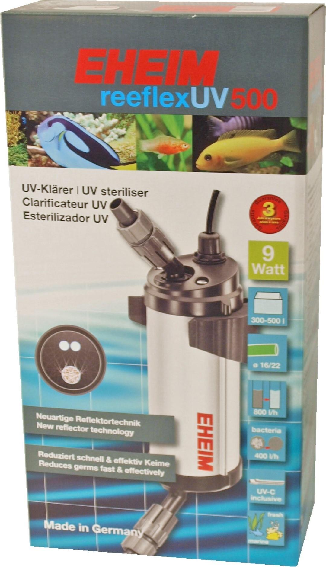 Eheim UV sterilizer Reeflex UV500