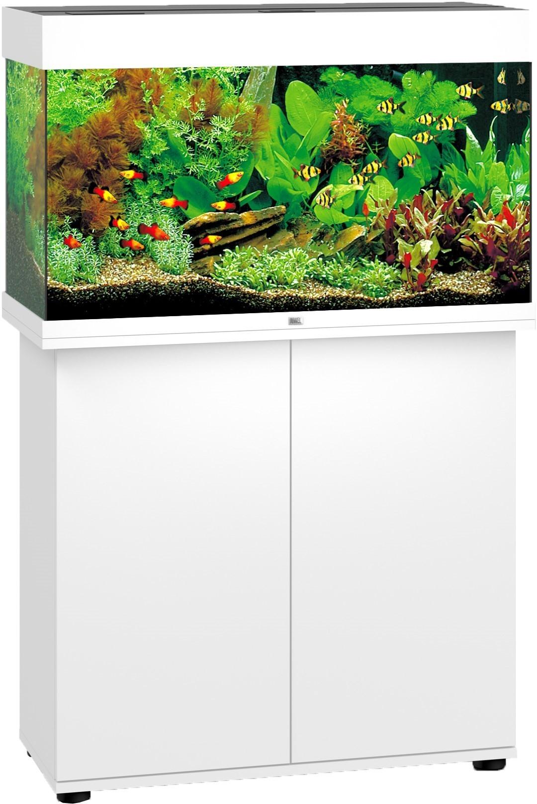 Juwel aquarium Rio 125 LED met filter wit