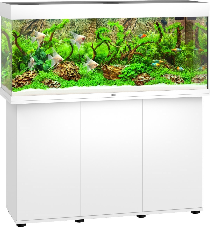 Juwel aquarium Rio 240 LED met filter wit