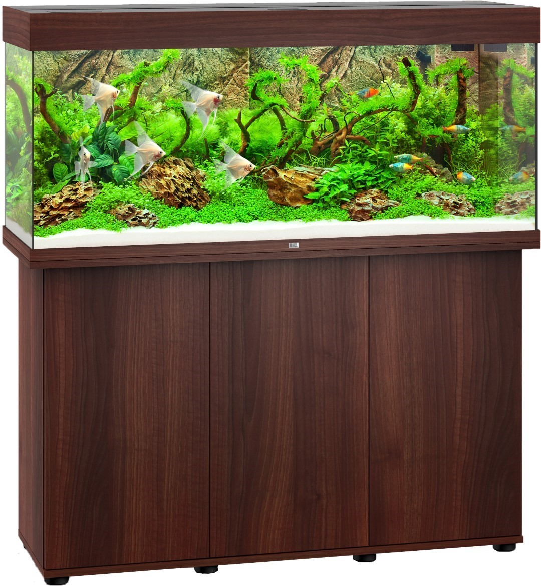 Juwel aquarium Rio 240 LED met filter donkerbruin