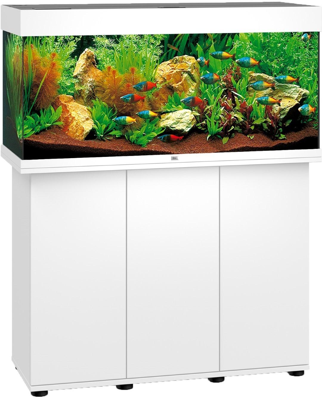 Juwel aquarium Rio 180 LED met filter wit