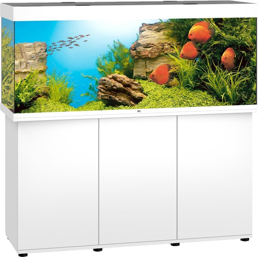 Juwel aquarium Rio 450 LED met filter wit