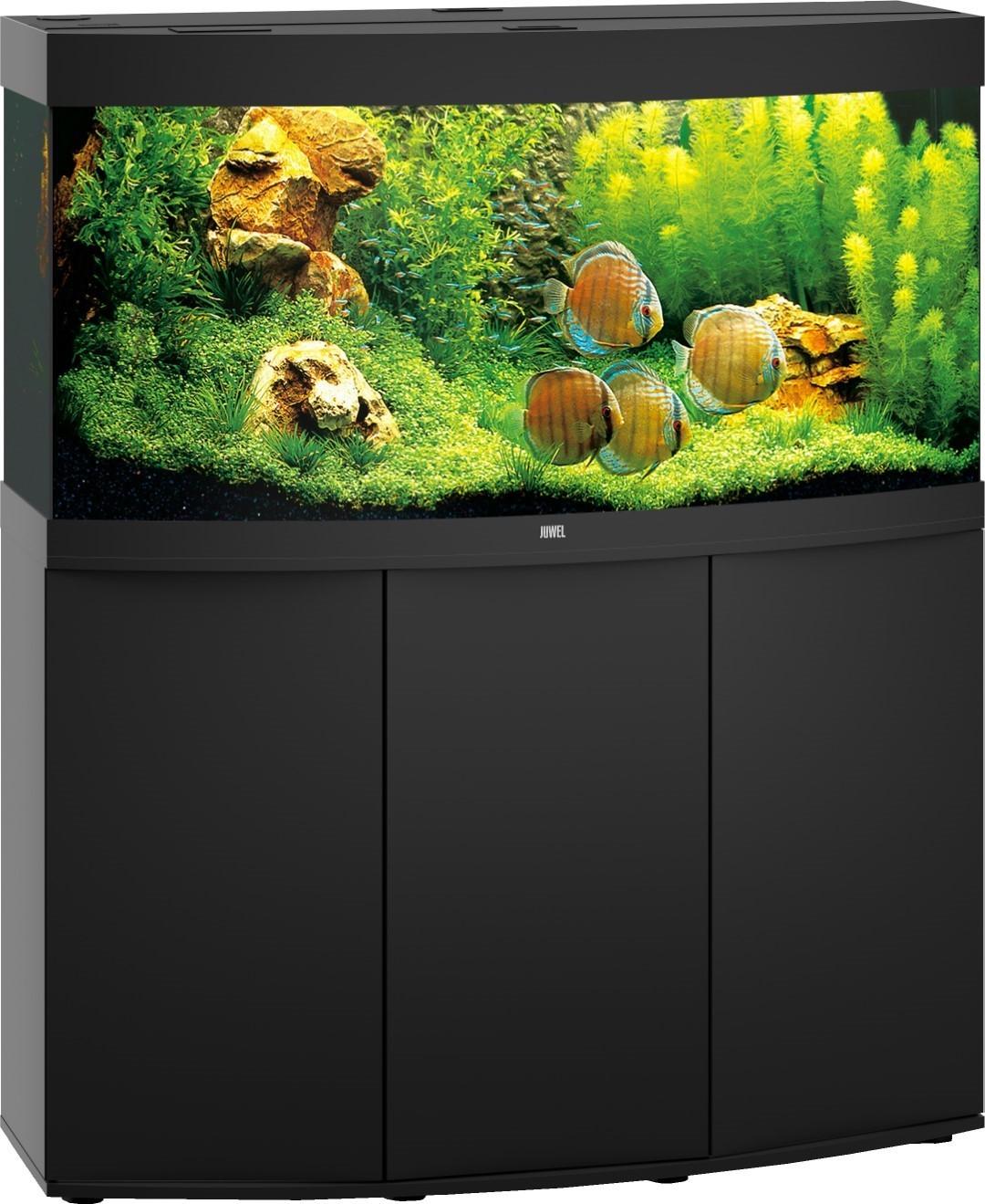 Juwel aquarium Vision 260 LED met filter zwart