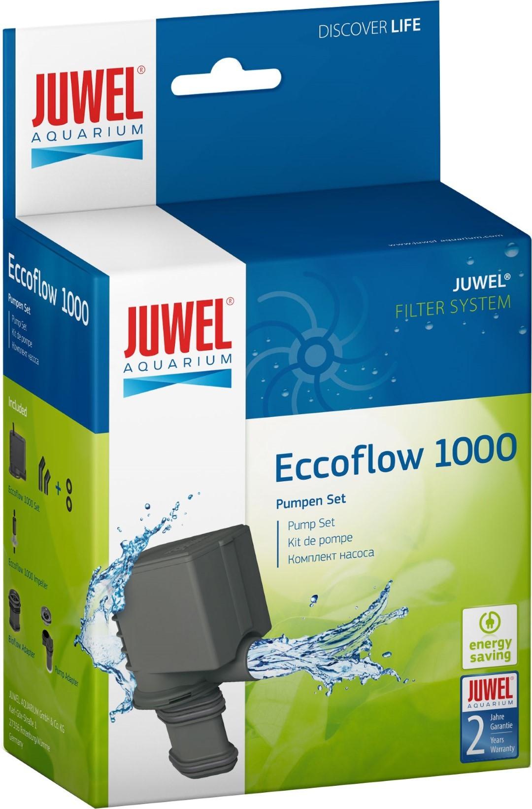 Juwel pomp Eccoflow 1000 liter