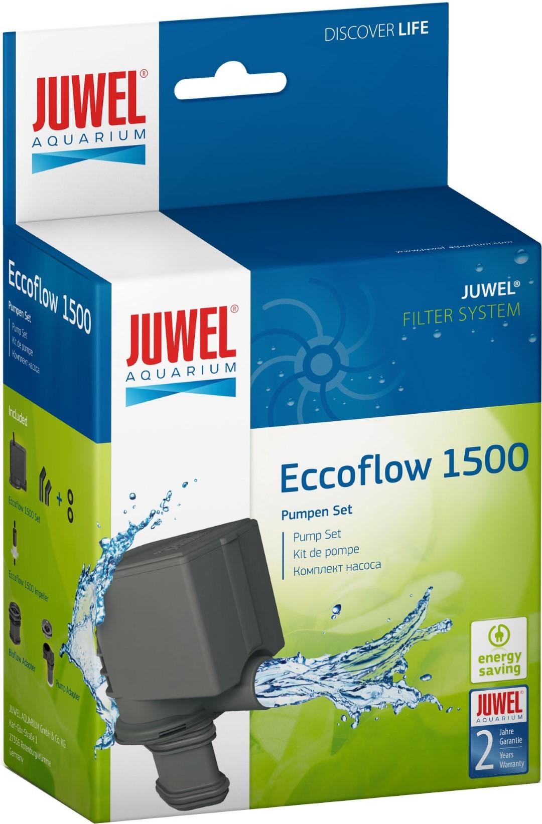 Juwel pomp Eccoflow 1500 liter