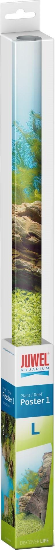 Juwel achterwand poster 1 L 100x50 cm