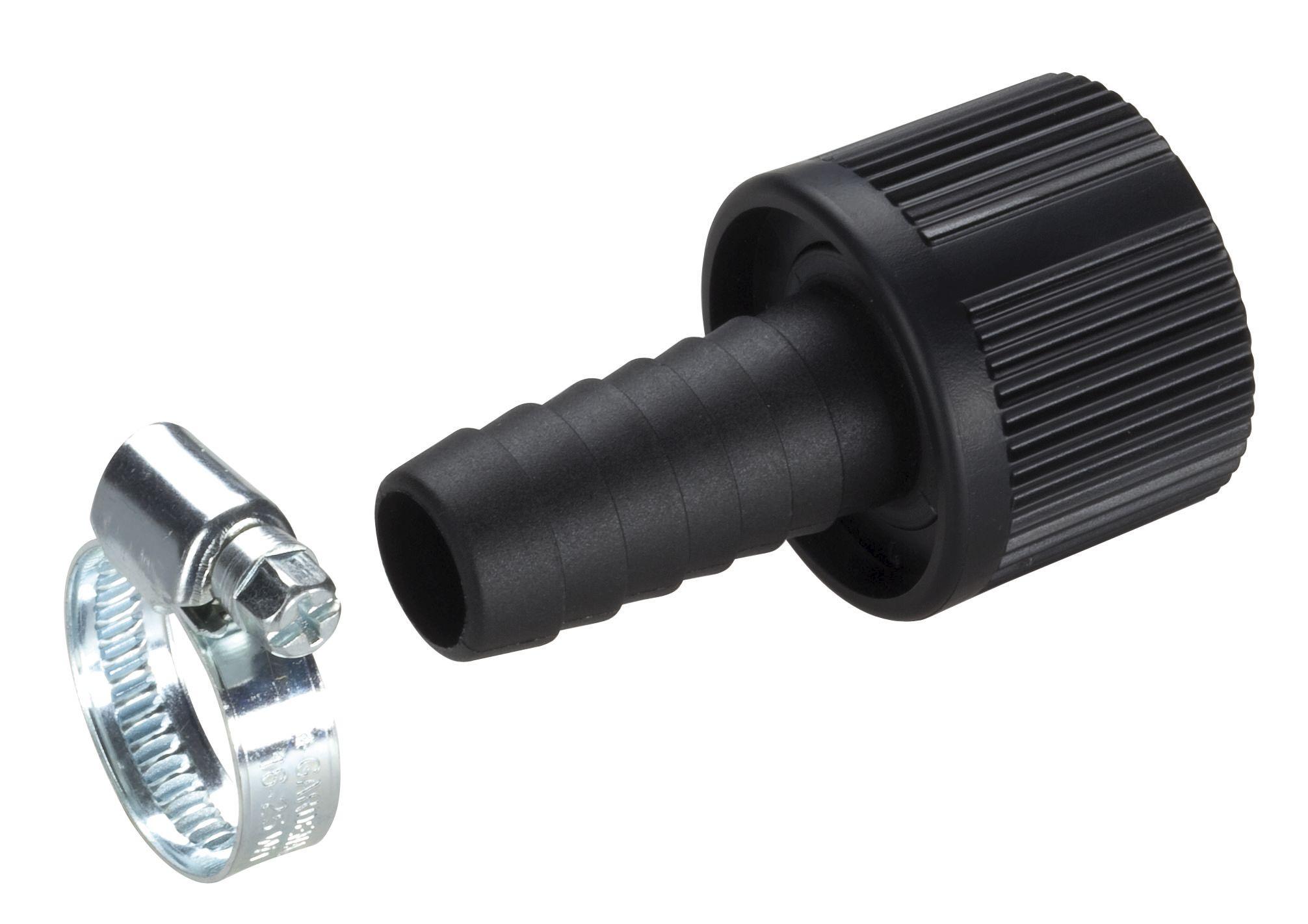 Aanzuigslang-aansluitstuk van diam. 19 mm (3/4)