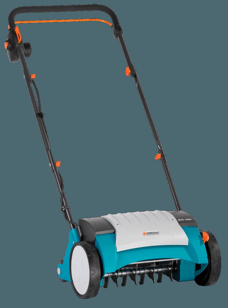 Elektrische verticuteermachine EVC 1000