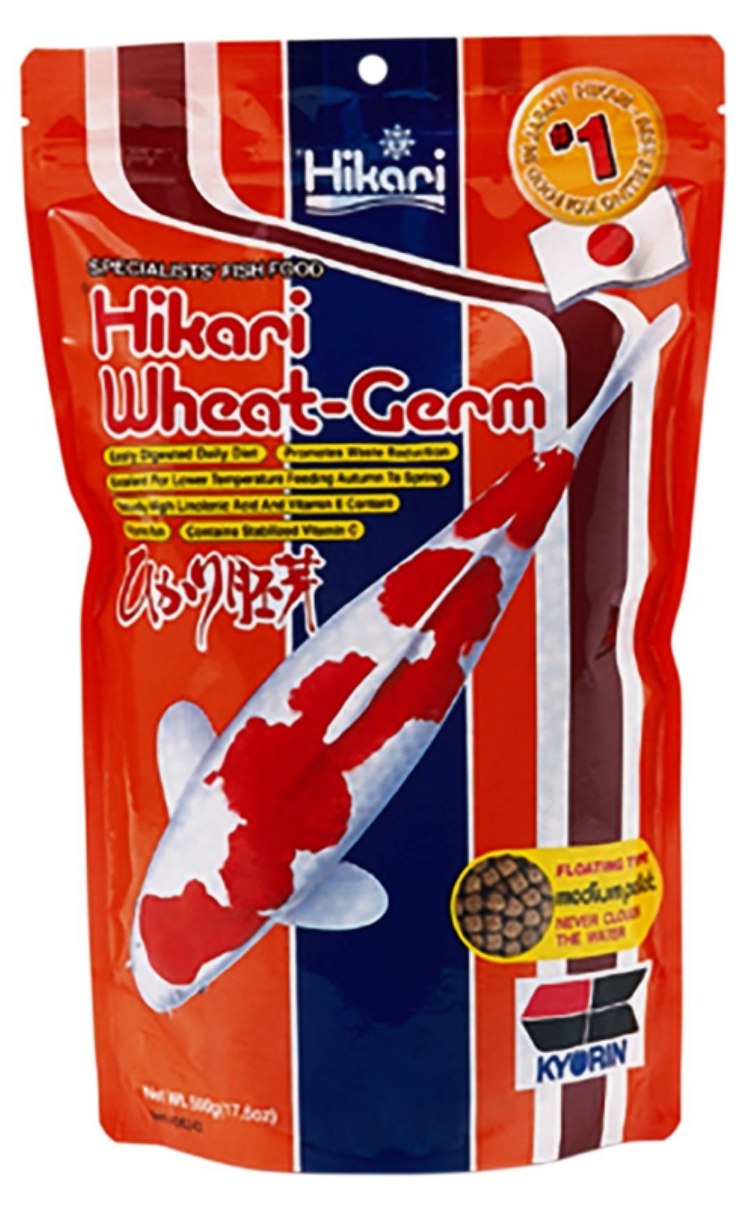 Hikari wheat-germ mini 200 gr