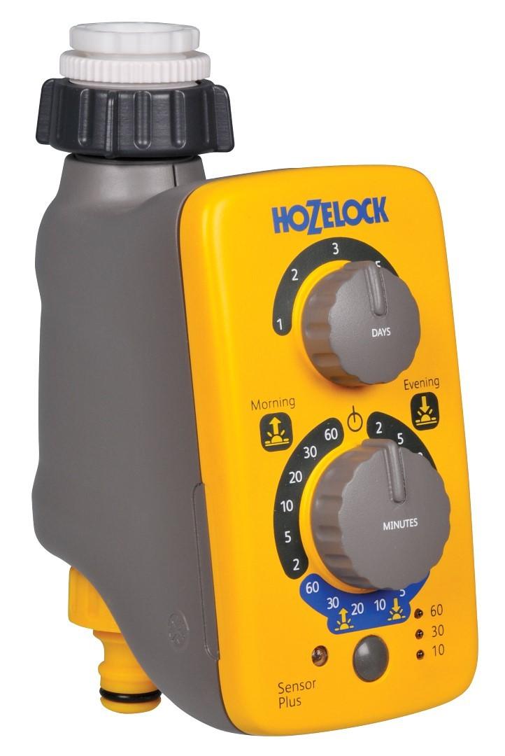 Sensor controller plus watertimer