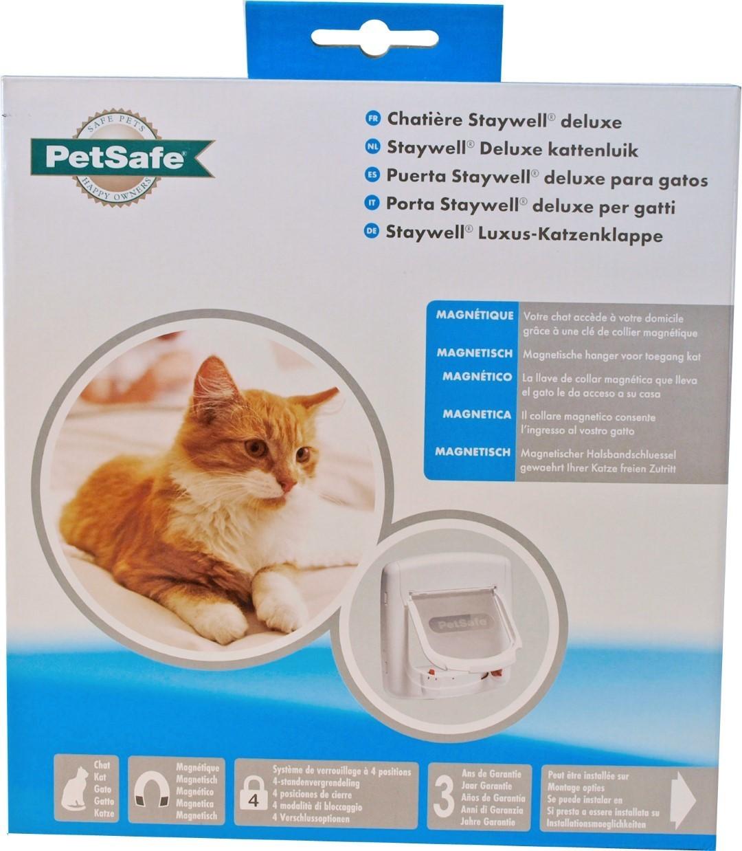 PetSafe kattendeur nr. 400 wit