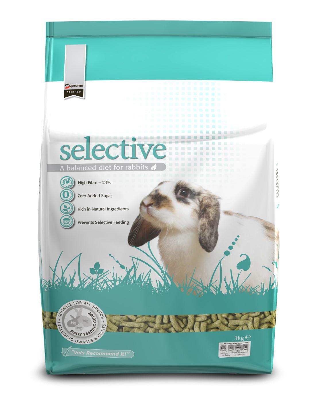 Selective rabbit 3 kg
