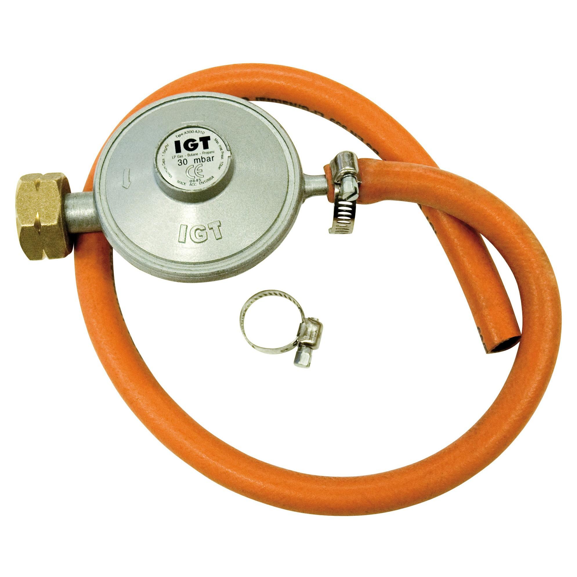 Gas regulator hose nehterlands
