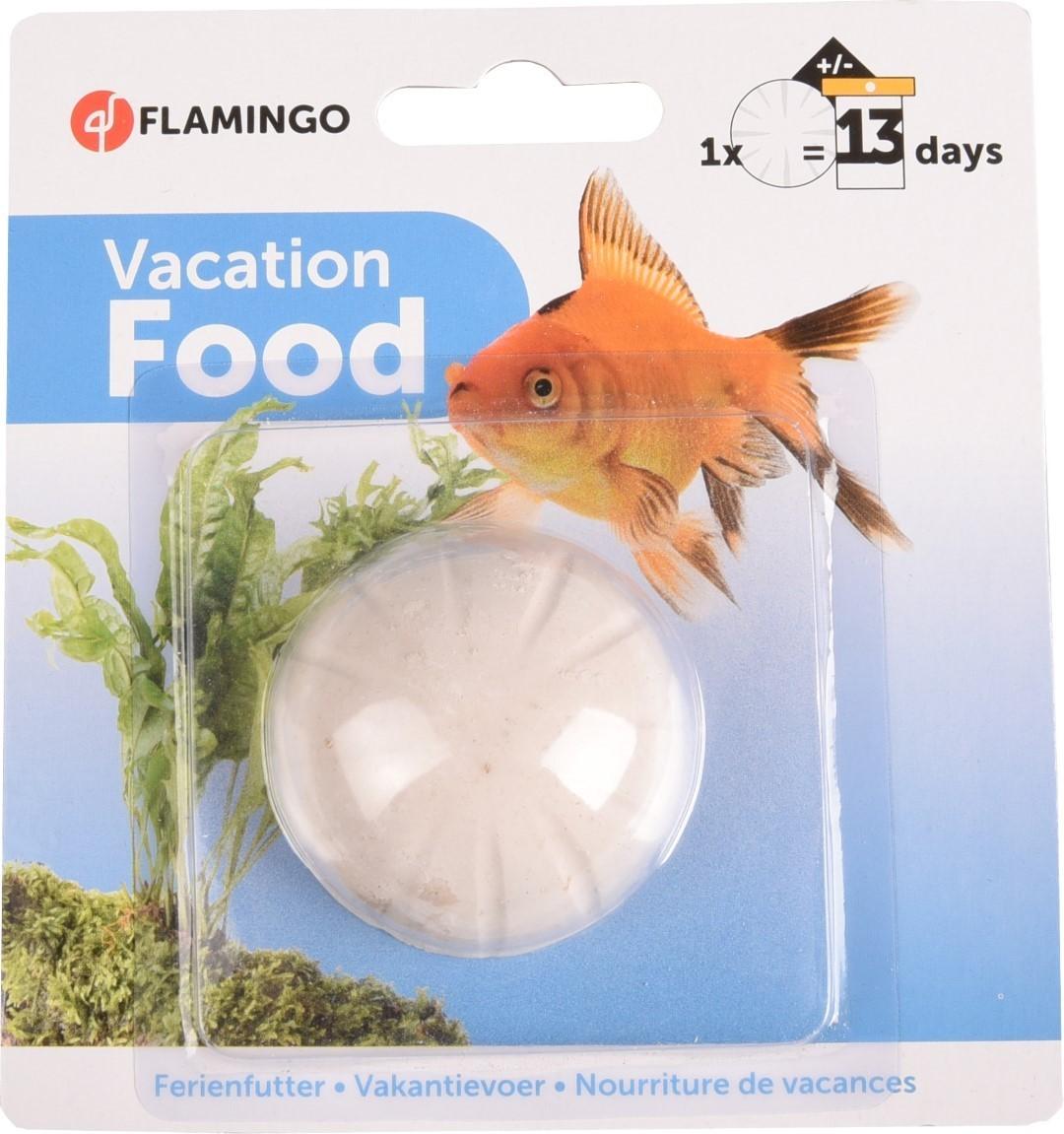 Vakantievoer