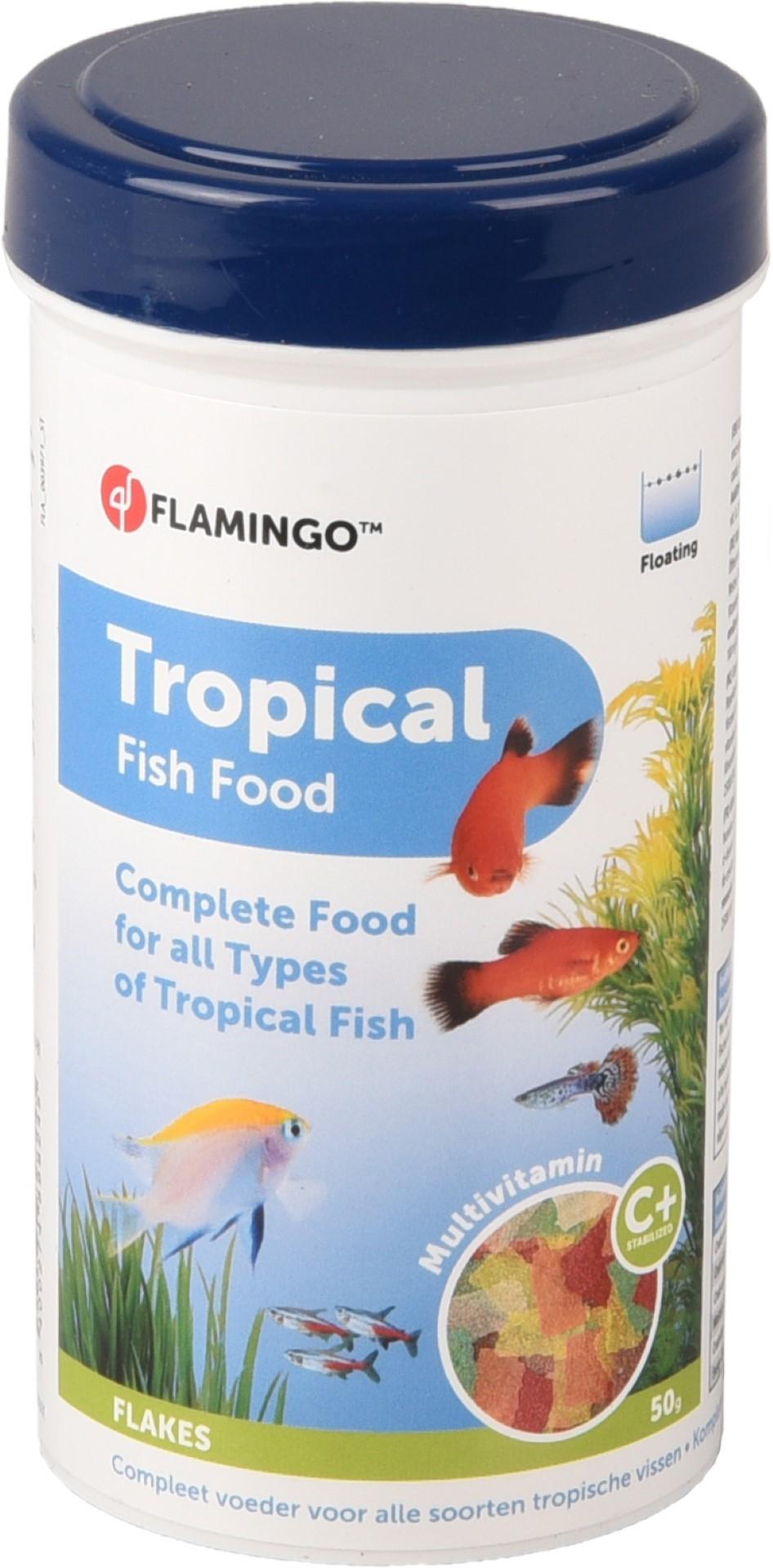 Tropica vlokvoer tropische vissen 250ml