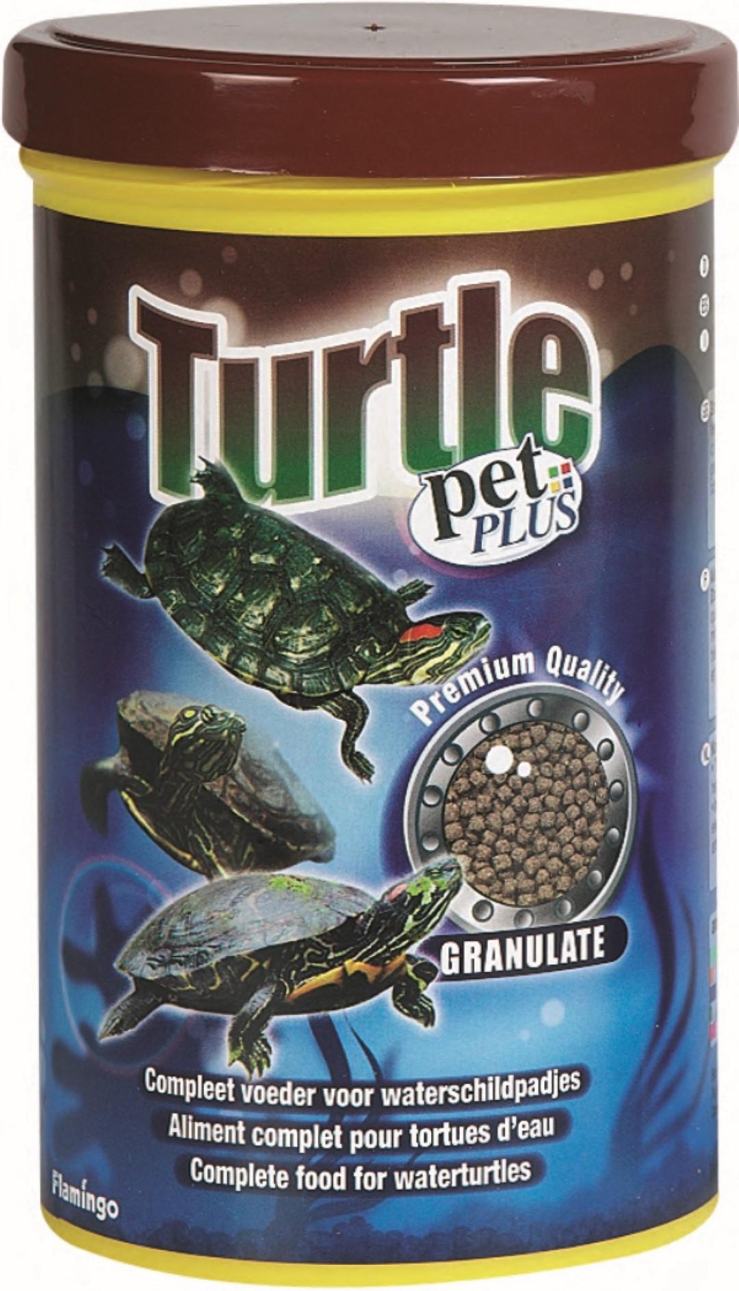 Pp turtle korrelvoer schildpad 1000
