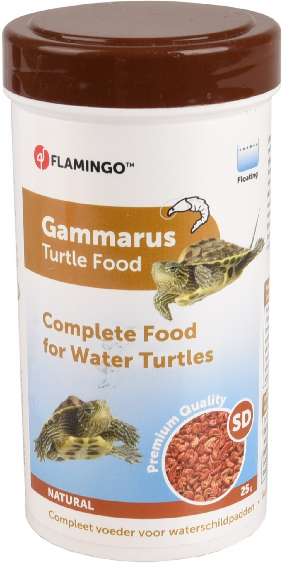 Gammarus natuurvoer 250ml