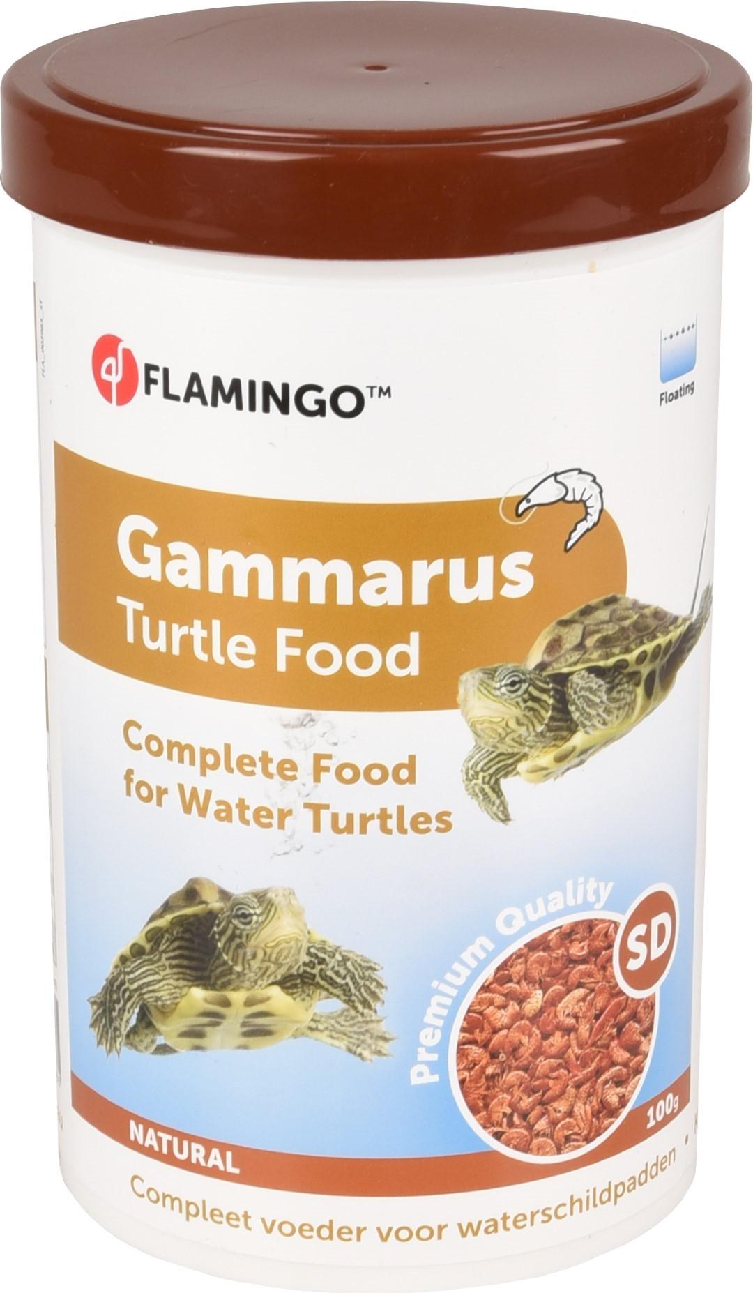 Gammarus natuurvoer 1000ml