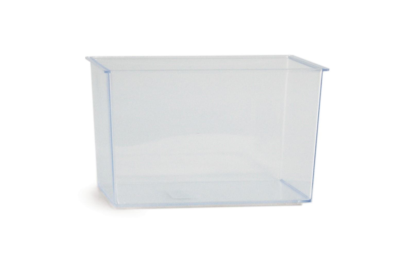 Aquarium s2 plastic 26x17x16