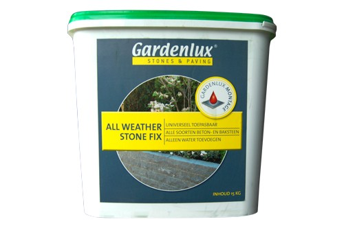 All weather stonefix emmer 15 kg