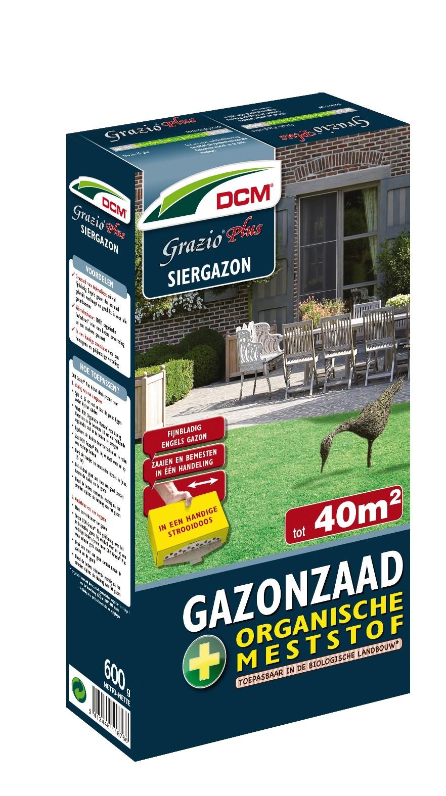 Grazio Plus 0,6 kg 40 m2