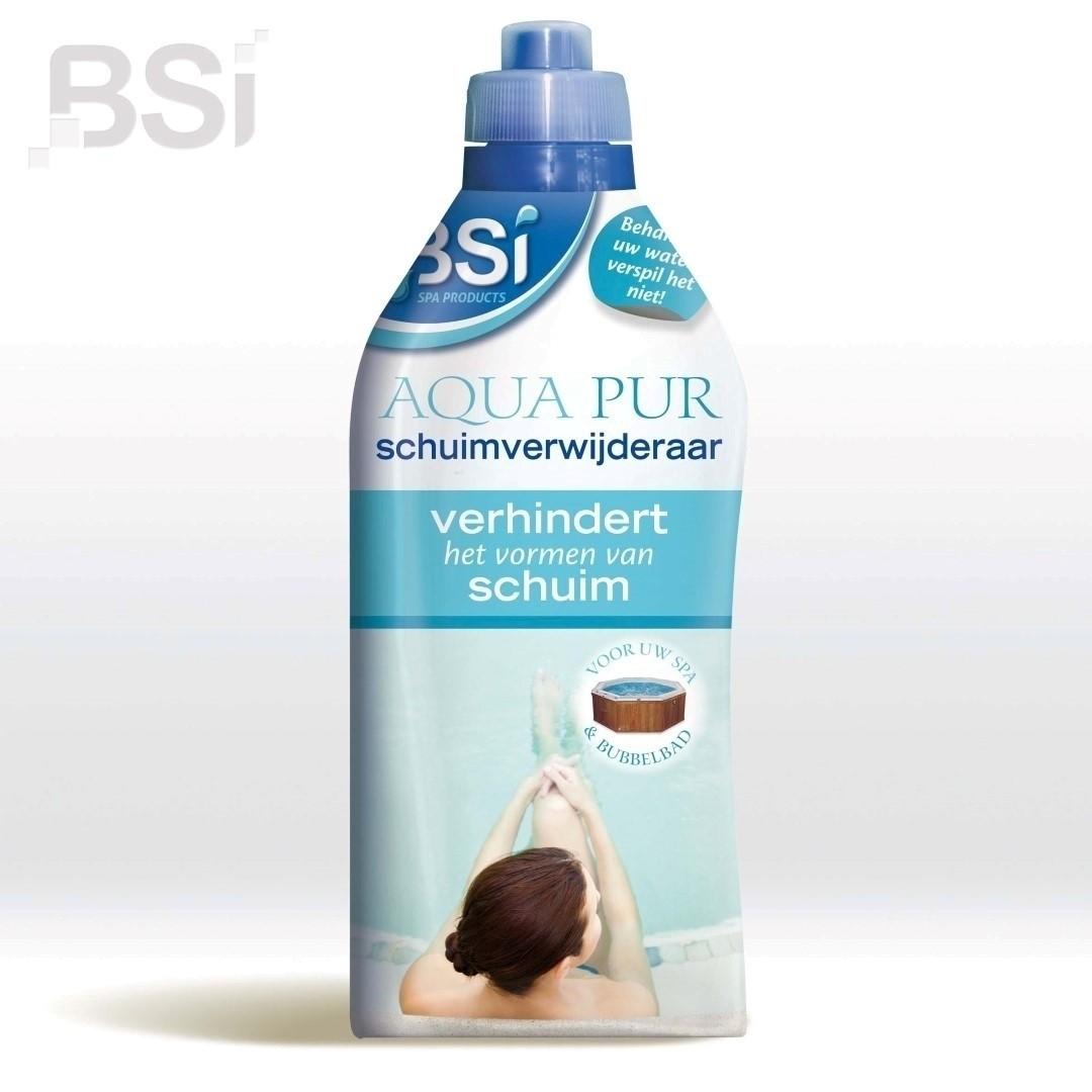 Aqua pur schuimverwijderaar 1 liter