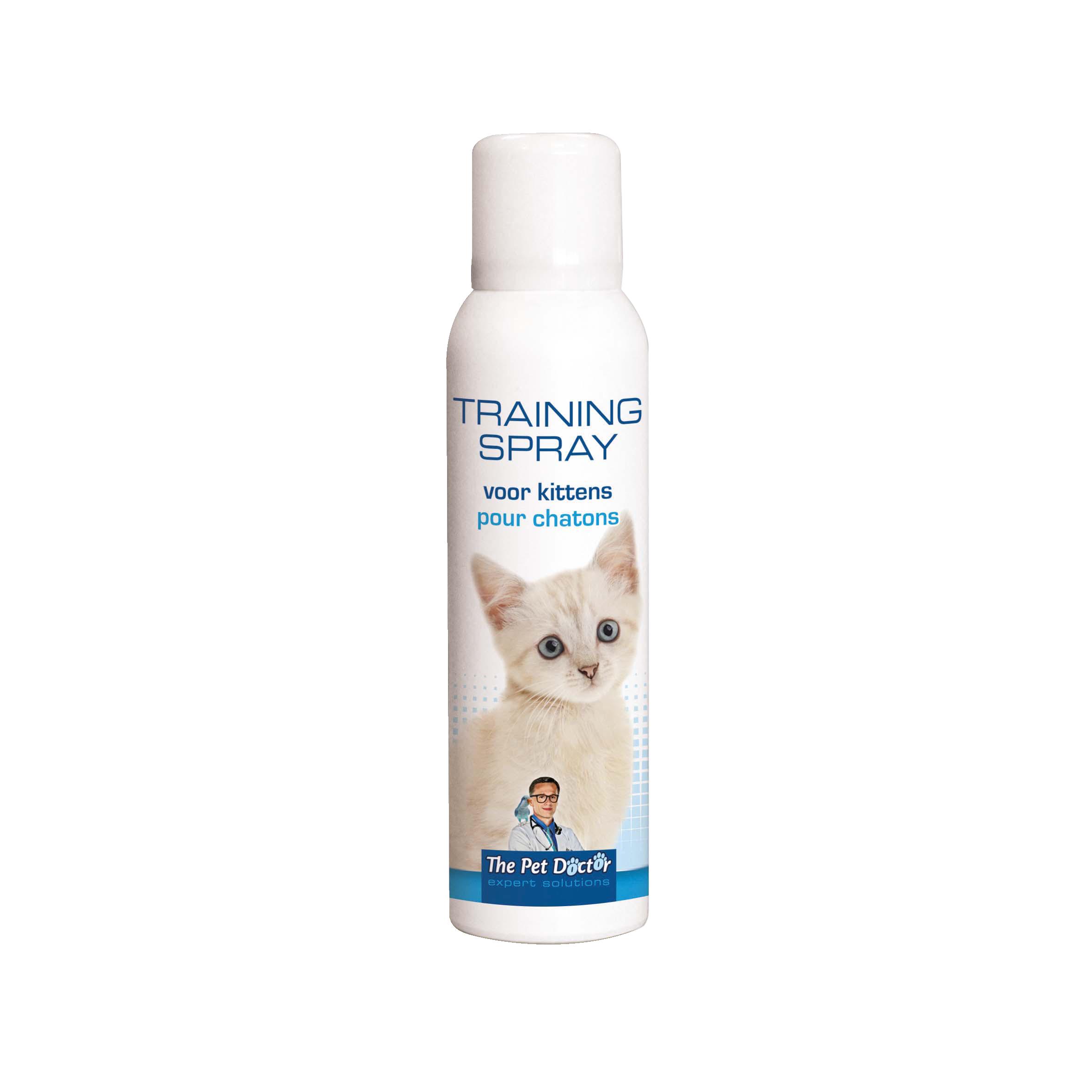 Trainingsspray Voor Kittens 120 ml