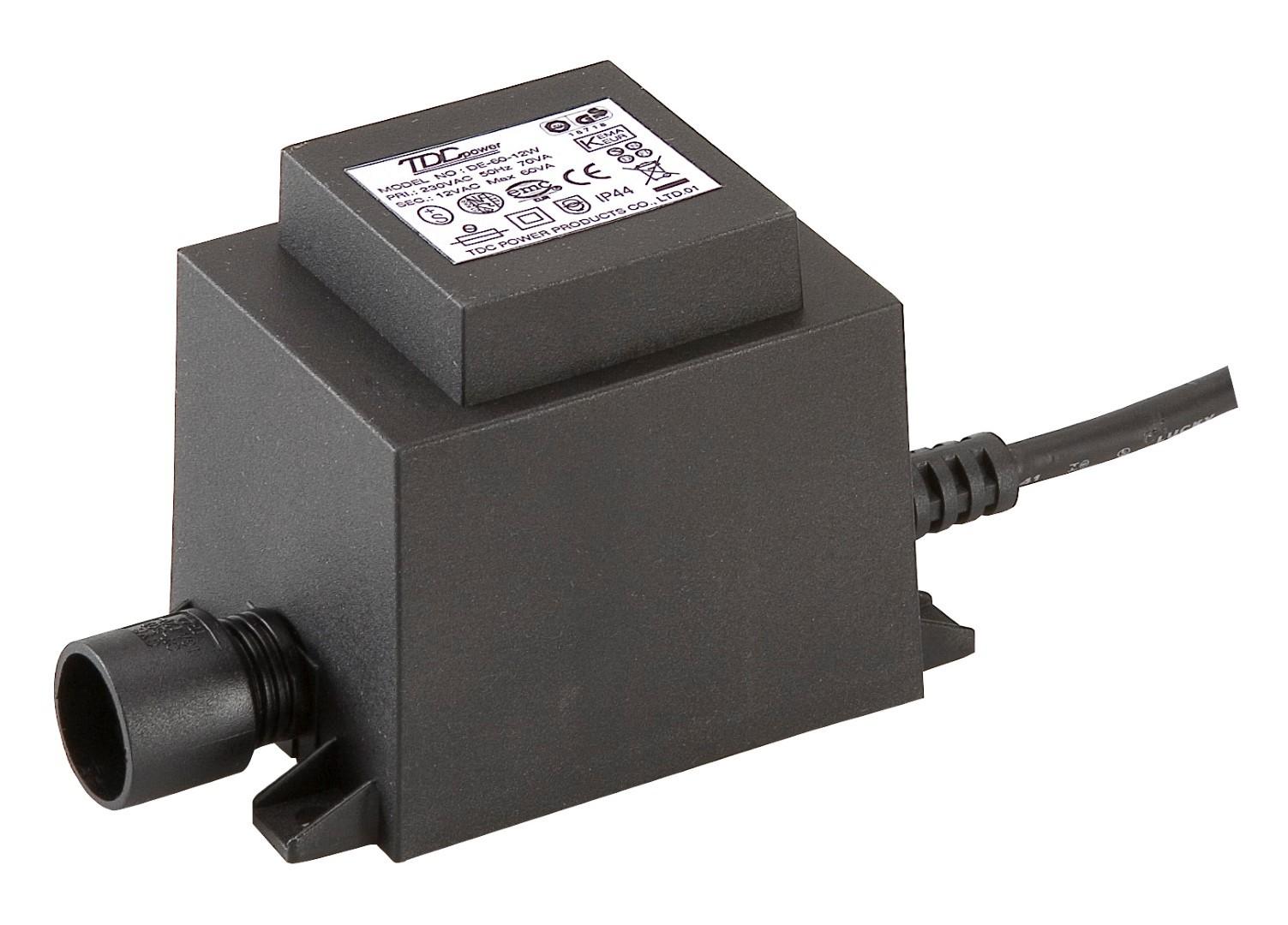 Buiten verlichting Transformator 12V 60 W Garden Lights