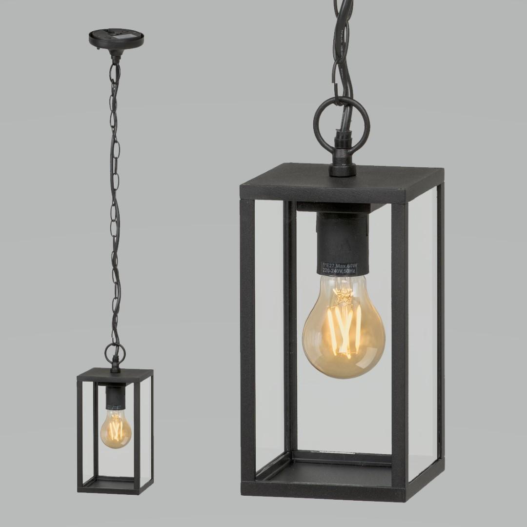 Ardea hanglamp zwart