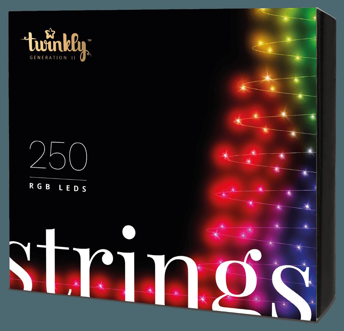 Twinkly 250 RGB LEDs Lights String - Generation II