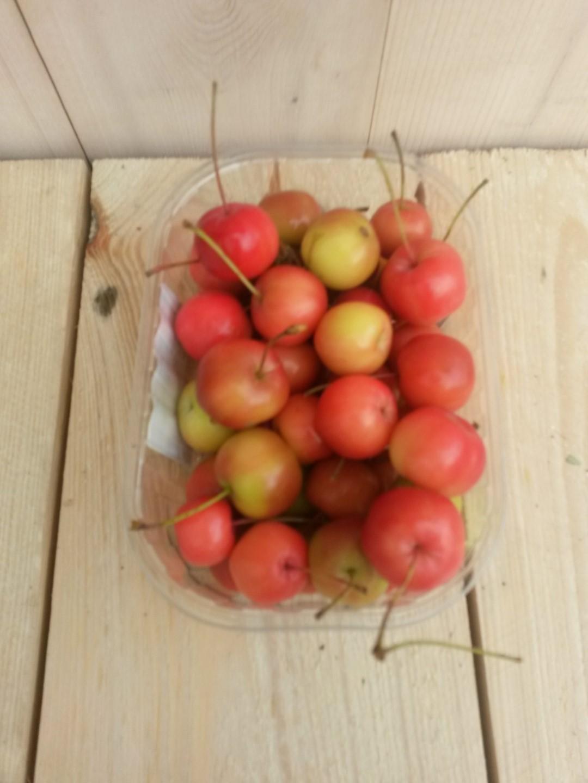 3 stuks! Decoratie appeltjes