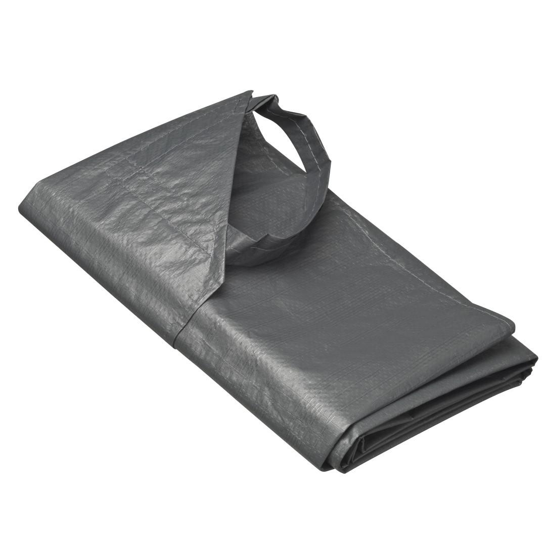 Afdekzeil voor kofferbak 140x140 cm