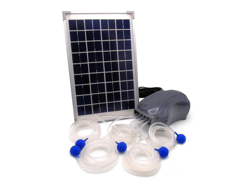 Ubbink - Luchtpomp - Air Solar 600 - Outdoor