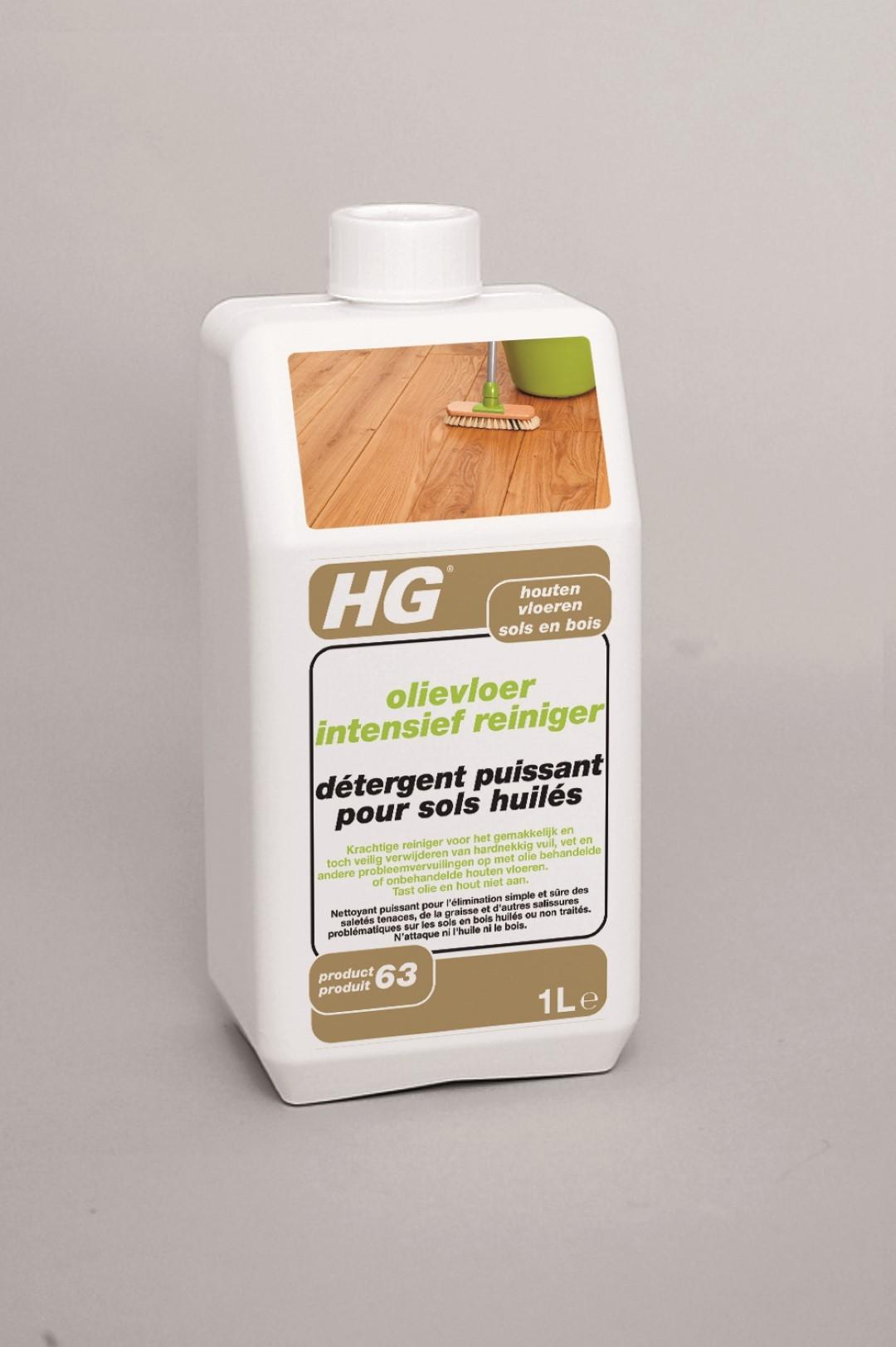 olievloer intensief reiniger (HG product 63)