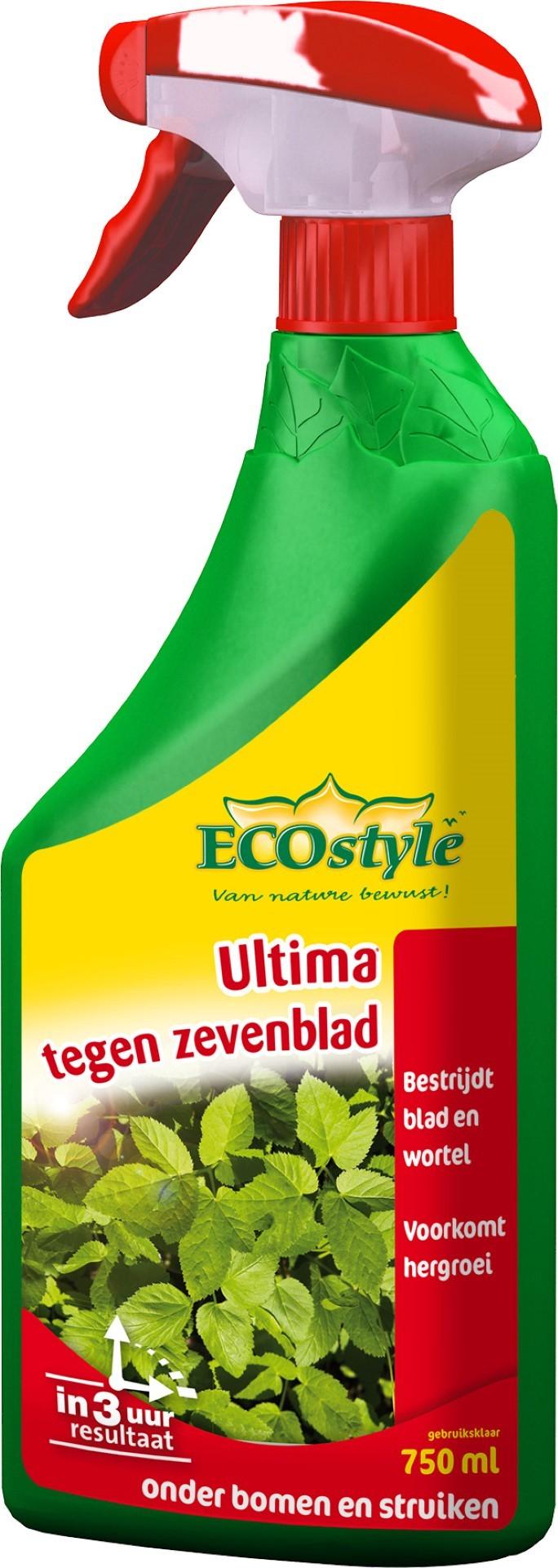 Ultima zevenblad gebruiksklaar 750 ml