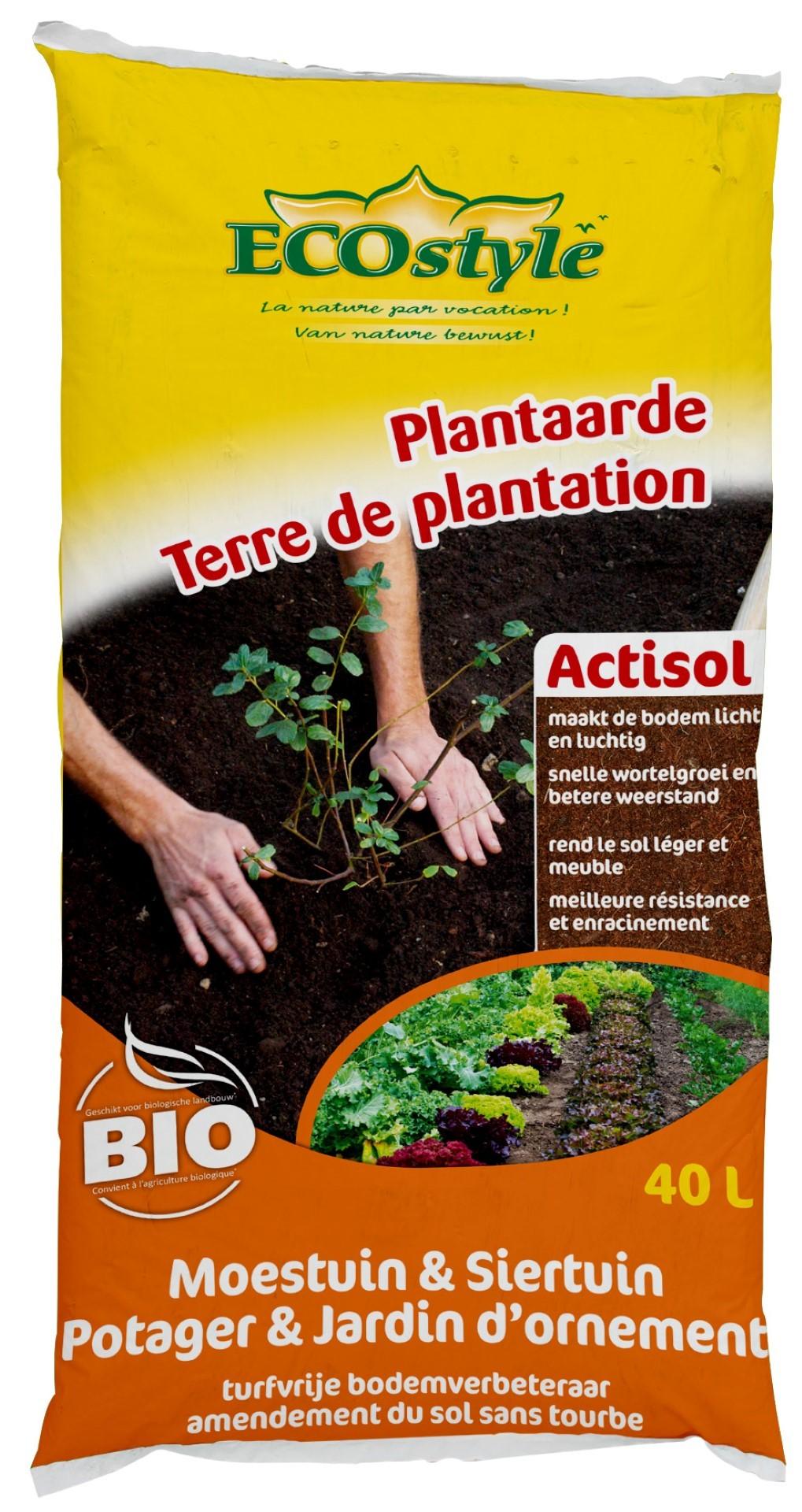 Plantaarde (Cocopeat)