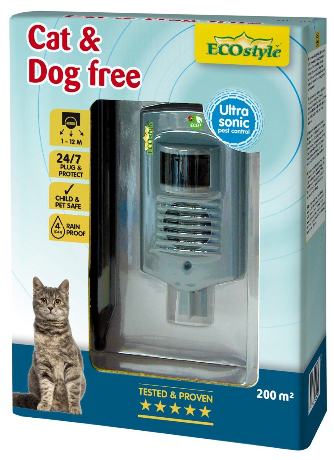 Cat & Dog free 200 m2
