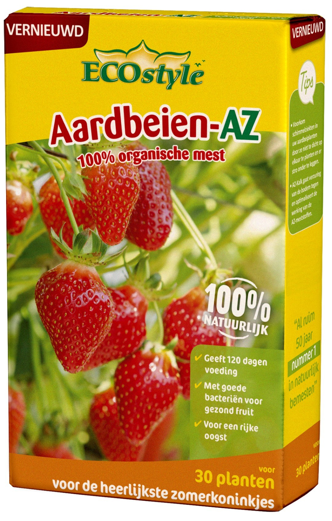 Aardbeien-AZ 800 g
