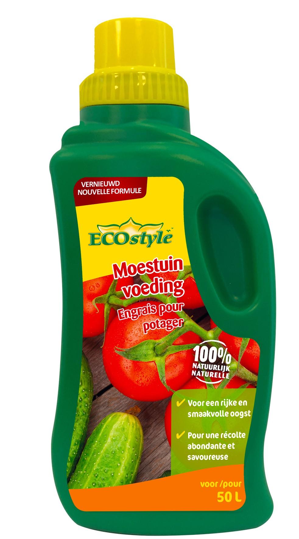 Moestuin voeding 500 ml