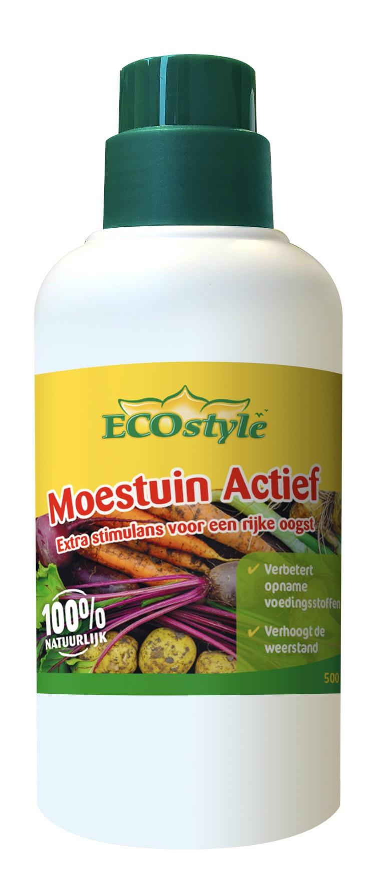 Moestuin Actief 500 ml