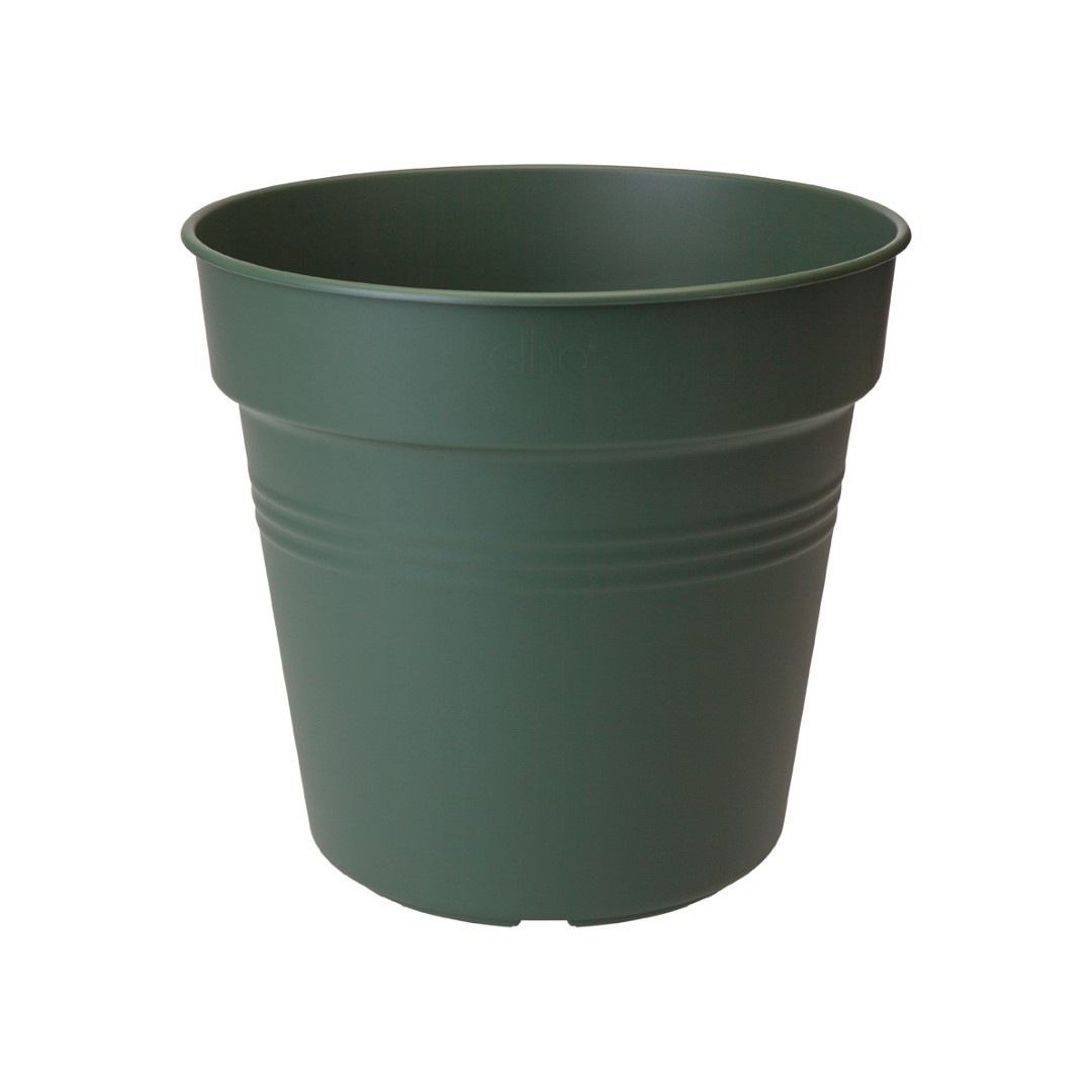 Bloempot Green basics kweekpot 35cm blad groen elho