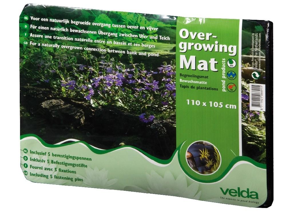 Overgrowing Mat Begroeiingsmat 110 x 105 cm
