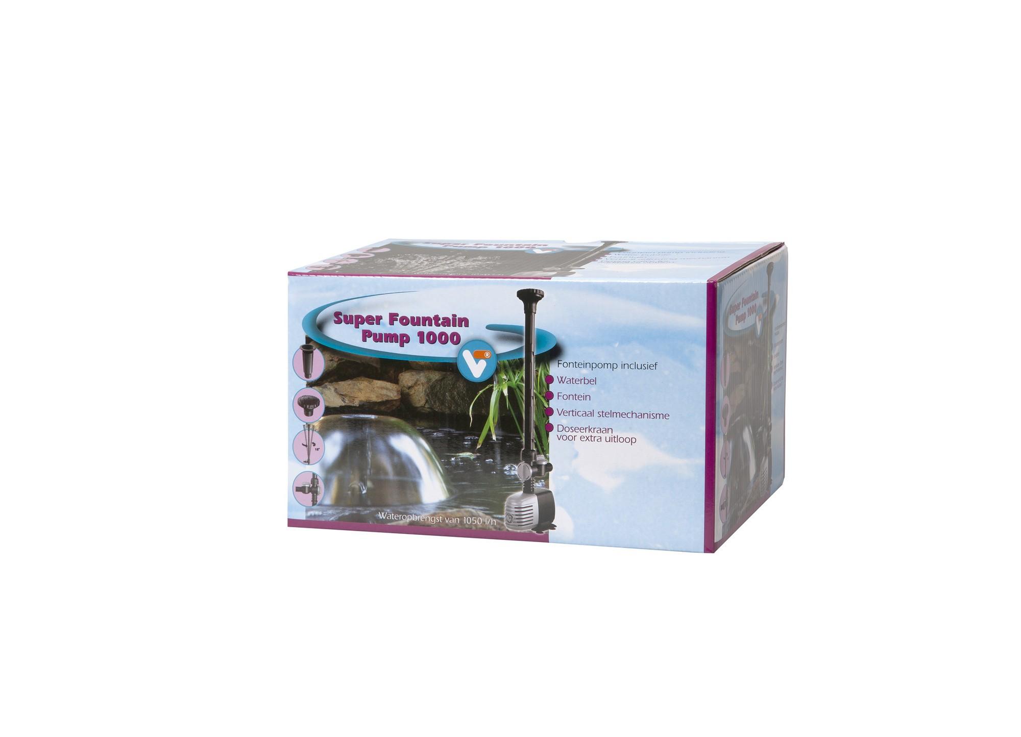 Fountain Pump 1000