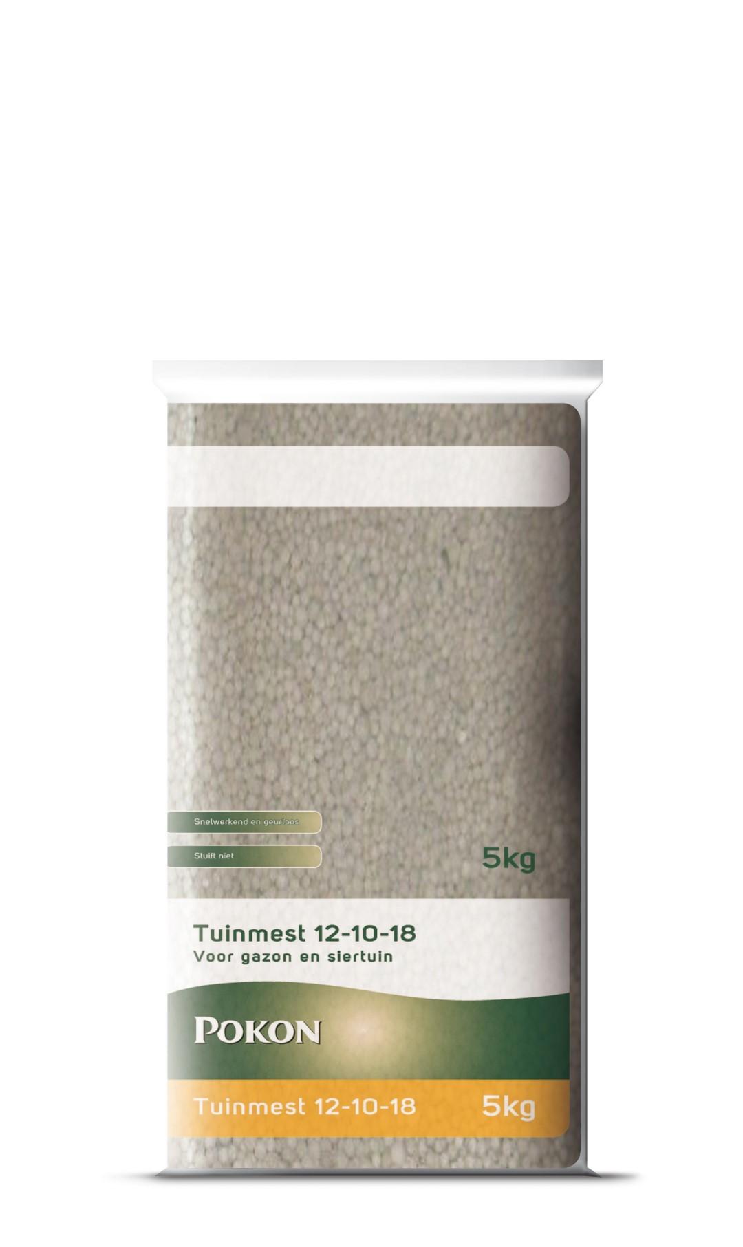 Gazon Tuin 12 10 18 5 kg